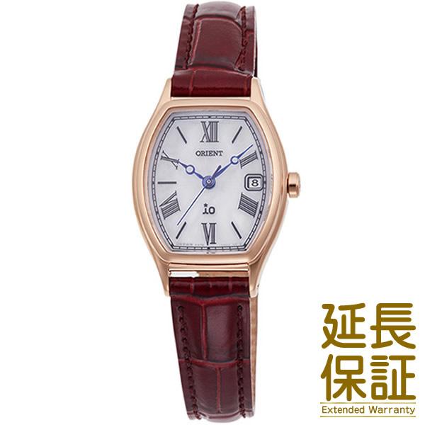 ORIENT オリエント 腕時計 RN-WG0014S レディース iO Natural & Plain イオ ナチュラル&プレーン ソーラー