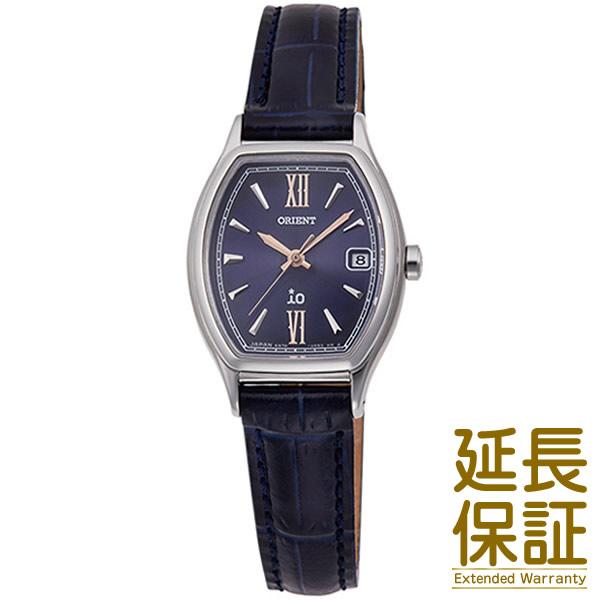 【国内正規品】ORIENT オリエント 腕時計 RN-WG0015L レディース iO Natural & Plain イオ ナチュラル&プレーン 500本限定モデル ソーラー