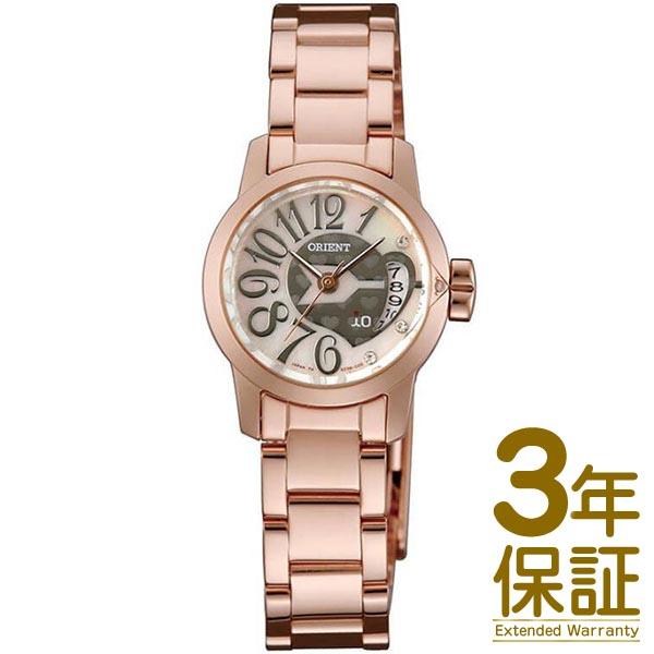 【国内正規品】ORIENT オリエント 腕時計 WI0011SZ レディース io イオ クオーツ