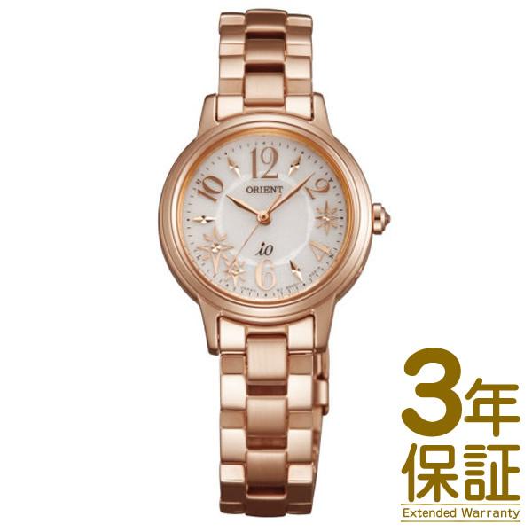 【国内正規品】ORIENT オリエント 腕時計 WI0041SD レディース iO イオ Sweet Jewelry スウィートジュエリー 電波ソーラー