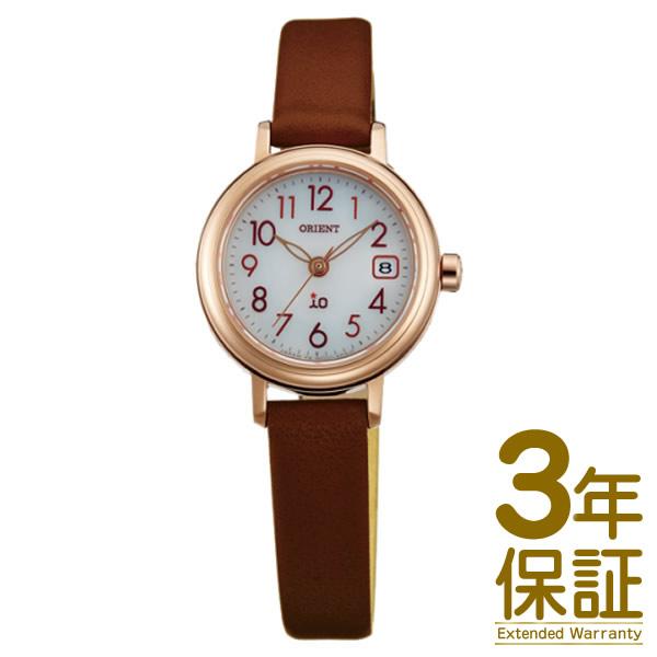 【国内正規品】ORIENT オリエント 腕時計 WI0041WG レディース iO イオ ソーラー