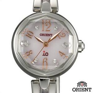 【国内正規品】ORIENT オリエント 腕時計 WI0171WD レディース io イオ スイートジュエリー2 ソーラー