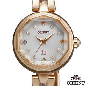 【国内正規品】ORIENT オリエント 腕時計 WI0201WD レディース io イオ スイートジュエリー2 ソーラー