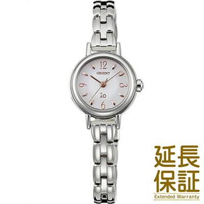【レビュー記入確認後3年保証】オリエント 腕時計 ORIENT 時計 正規品 WI0431WD レディース iO イオ ソーラー