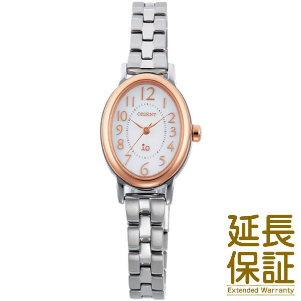 ORIENT オリエント 腕時計 WI0451WD レディース iO Natural & Plain イオ ナチュラル&プレーン ソーラー
