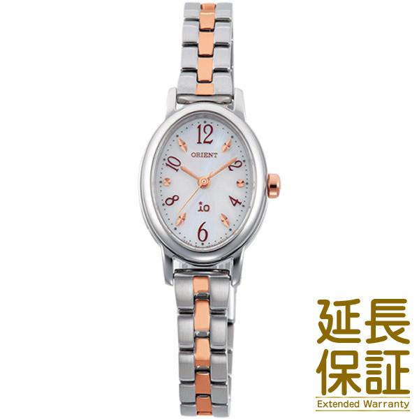 【国内正規品】ORIENT オリエント 腕時計 WI0461WD レディース iO Natural & Plain イオ ナチュラル&プレーン ソーラー
