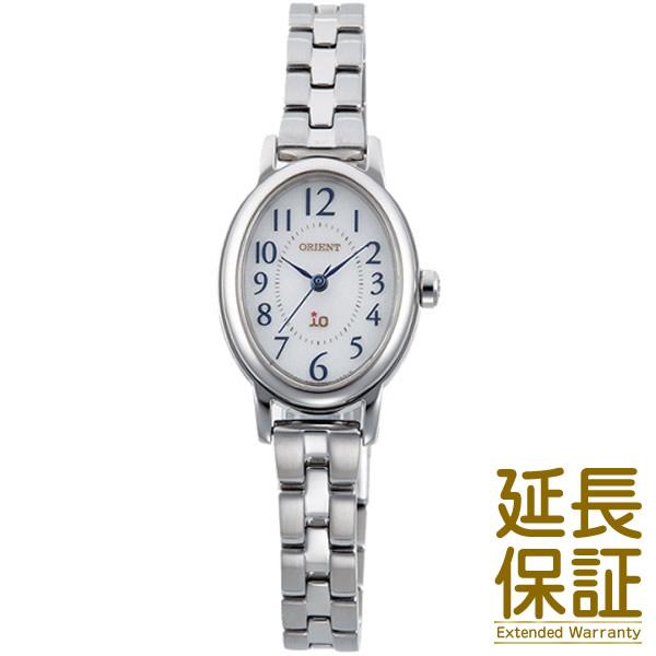 ORIENT オリエント 腕時計 WI0471WD レディース iO Natural & Plain イオ ナチュラル&プレーン ソーラー