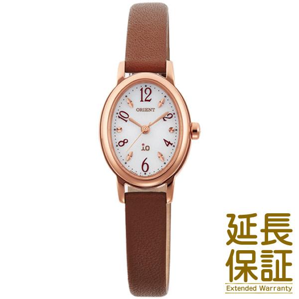 ORIENT オリエント 腕時計 WI0481WD レディース iO Natural & Plain イオ ナチュラル&プレーン ソーラー
