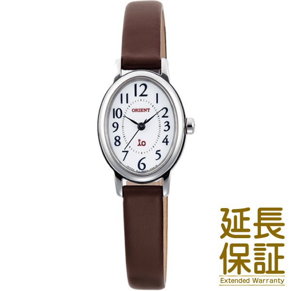 ORIENT オリエント 腕時計 WI0491WD レディース iO Natural & Plain イオ ナチュラル&プレーン ソーラー
