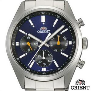 【国内正規品】ORIENT オリエント 腕時計 WV0021UZ メンズ Neo 70's ネオセブンティーズ PANDA パンダ