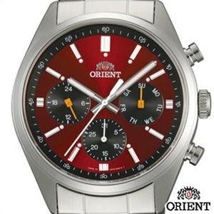 【国内正規品】ORIENT オリエント 腕時計 WV0031UZ メンズ Neo 70's ネオセブンティーズ PANDA パンダ