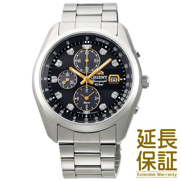 【国内正規品】ORIENT オリエント 腕時計 WV0091TY メンズ SPORTS スポーツ クロノグラフ ソーラー