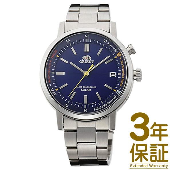 【国内正規品】ORIENT オリエント 腕時計 WV0111SE メンズ STYLISH AND SMART スタイリッシュ アンド スマート 電波ソーラー