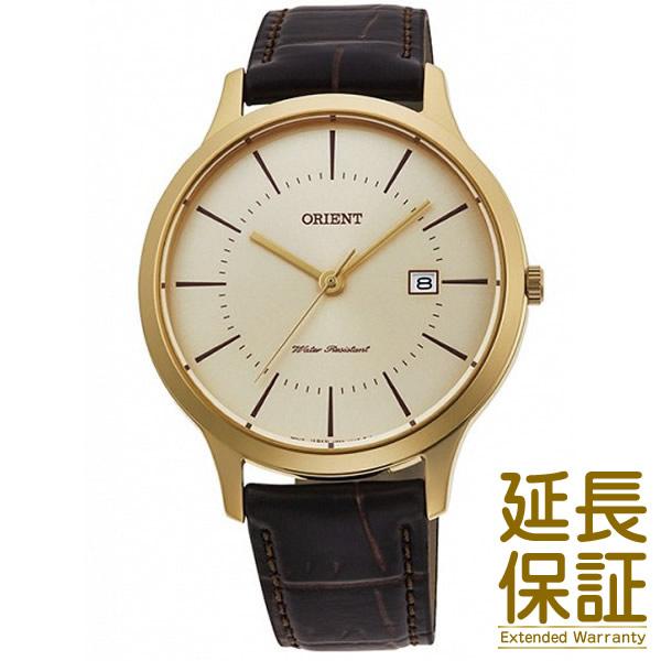 【正規品】ORIENT オリエント 腕時計 RH-QD0003G メンズ CONTEMPORARY コンテンポラリー