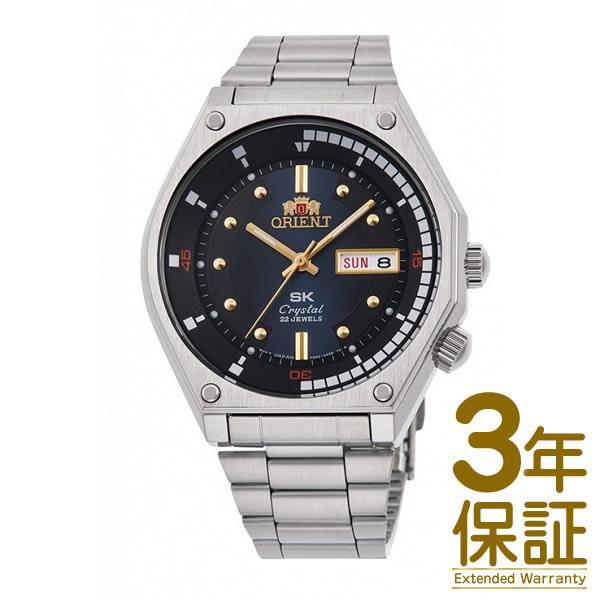【国内正規品】ORIENT オリエント 腕時計 RN-AA0B03L メンズ SPORTS スポーツ 自動巻き