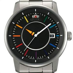 【国内正規品】ORIENT オリエント 腕時計 WV0761ER メンズ STYLISH AND SMART スタイリッシュ&スマート DISK ディスク 自動巻き