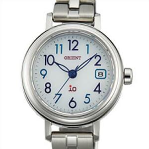 【国内正規品】ORIENT オリエント 腕時計 WI0031WG レディース iO イオ ソーラー