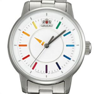 【3年延長保証】ORIENT オリエント 腕時計 WV0011NB レディース STYLISH & SMART DISK SMALL スタイリッシュ&スマートディスクスモール