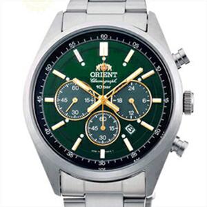 【国内正規品】ORIENT オリエント 腕時計 WV0031TX メンズ Neo70's ネオセブンティーズ クロノグラフ