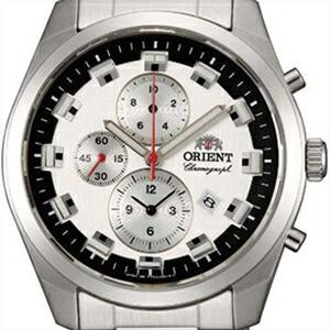 【3年延長保証】 ORIENT オリエント 正規品 腕時計 WV0451TT メンズ Neo70's ネオセブンティーズ クロノグラフ