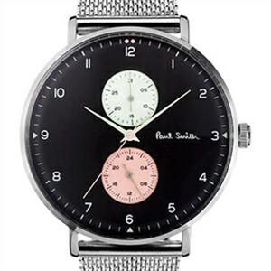 【並行輸入品】Paul Smith ポールスミス 腕時計 PS0070006 メンズ Track トラック クオーツ