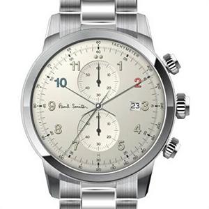【並行輸入品】Paul Smith ポールスミス 腕時計 P10142 メンズ BLOCK ブロック