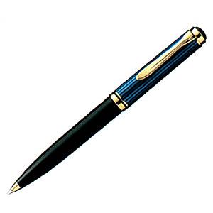 Pelikan ペリカン 筆記具 K800-BL Souveran(スーベレーン)ボールペン