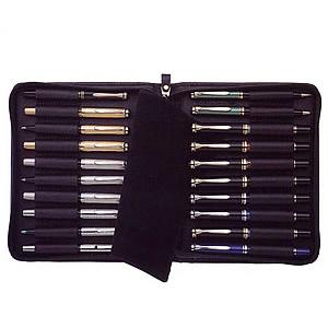 Pelikan ペリカン 筆記具 TGX-20 レザーケース 20本用
