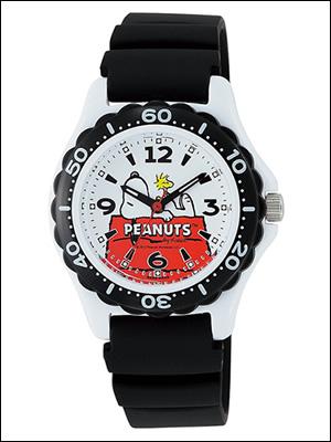 【メール便選択で】【正規品】キュー&キュー Q&Q 腕時計 CITIZEN シチズン CBM AA96 0015 レディース PEANUTS ピーナツ SNOOPY スヌーピー