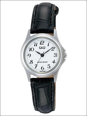 【メール便選択で/代引不可】【レビューを書いて3年延長保証】キュー&キュー 腕時計 Q&Q 時計 正規品 W379-304 レディース