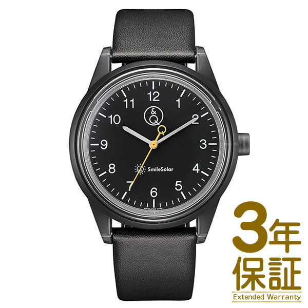 【正規品】Q&Q Smile Solar キューアンドキュー スマイルソーラー Matching style Series 001 腕時計 シチズン QQ RP20-004 メンズ