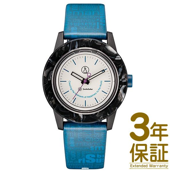 【正規品】Q&Q Smile Solar キューアンドキュー スマイルソーラー Series 007 腕時計 シチズン QQ RP25-006 レディース