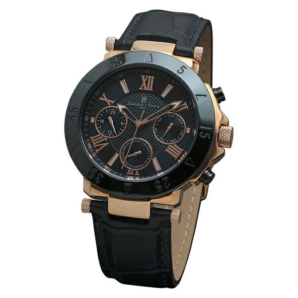 【正規品】SALVATORE MARRA サルバトーレ・マーラ 腕時計 SM14118S-PGNV メンズ