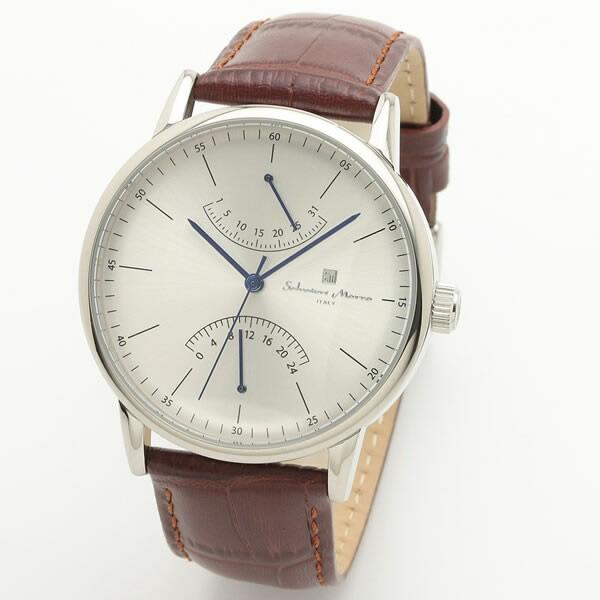 【正規品】SALVATORE MARRA サルバトーレ・マーラ 腕時計 SM19105-SSSV メンズ