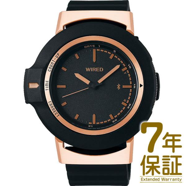 【正規品】WIRED ワイアード 腕時計 AGAB403 メンズ WW タイムコネクト クオーツ