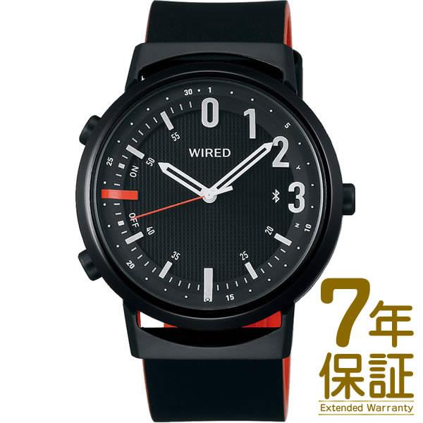 【正規品】WIRED ワイアード 腕時計 AGAB409 メンズ WW タイムコネクト クオーツ