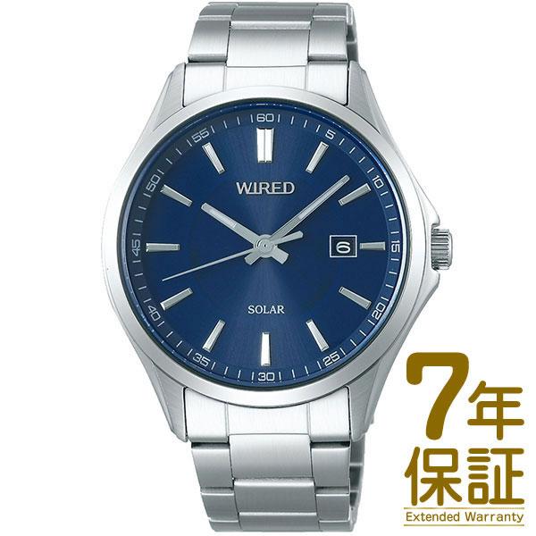 【国内正規品】WIRED ワイアード 腕時計 AGAD404 ソーラー