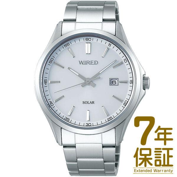 【国内正規品】WIRED ワイアード 腕時計 AGAD405 ソーラー
