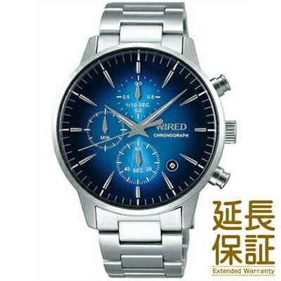 【国内正規品】WIRED ワイアード 腕時計 SEIKO セイコー AGAT419 メンズ TOKYO SORA トーキョーソラ クオーツ