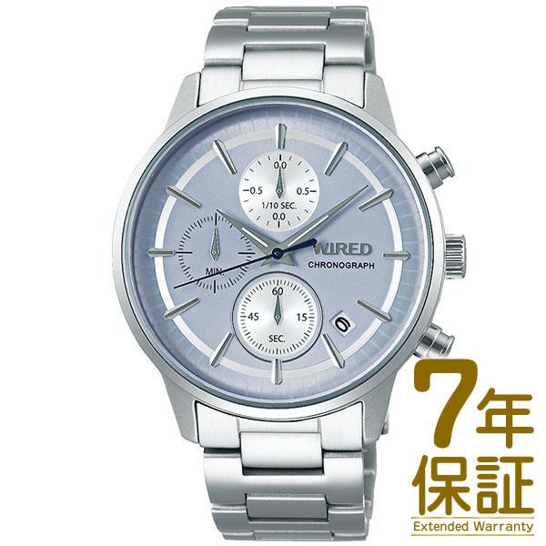 【国内正規品】WIRED ワイアード 腕時計 AGAT432 メンズ TOKYO SORA トーキョー ソラ クロノグラフ クオーツ