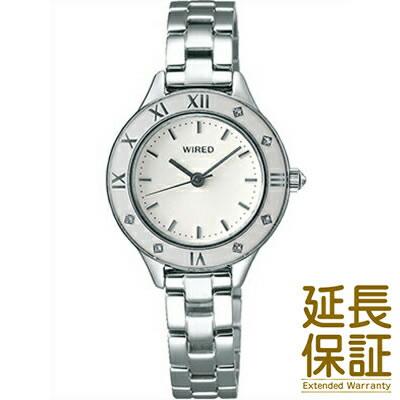 【国内正規品】WIRED f ワイアードエフ 腕時計 SEIKO セイコー AGEK440 レディース クオーツ