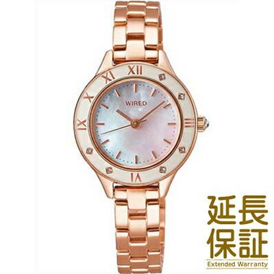 【国内正規品】WIRED f ワイアードエフ 腕時計 SEIKO セイコー AGEK441 レディース クオーツ