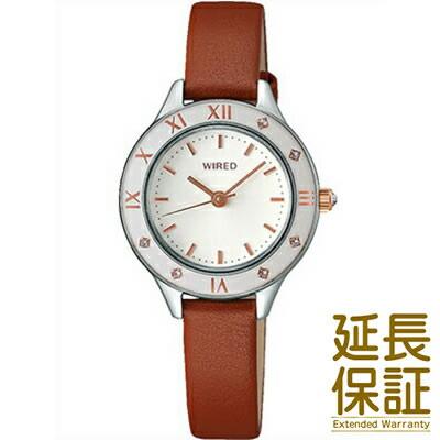 【国内正規品】WIRED f ワイアードエフ 腕時計 SEIKO セイコー AGEK442 レディース クオーツ