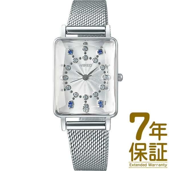 【正規品】WIRED f ワイアードエフ 腕時計 AGEK451 レディース クオーツ