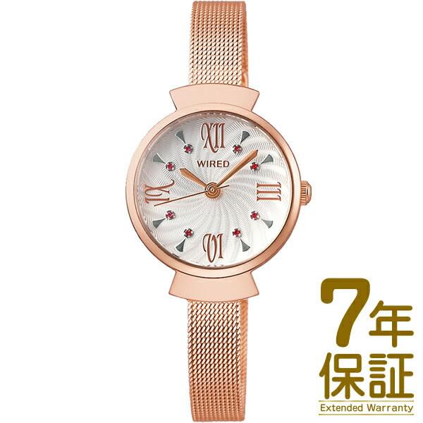 【正規品】WIRED f ワイアードエフ 腕時計 AGEK458 レディース クオーツ