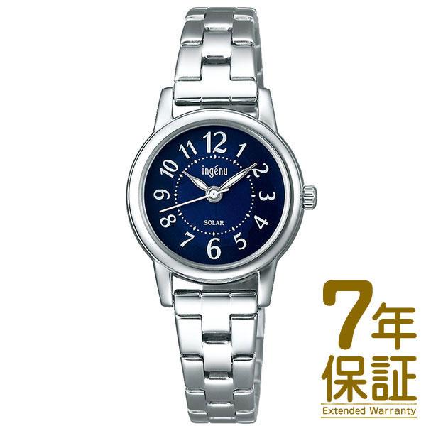 【国内正規品】ALBA アルバ 腕時計 AHJD402 レディース ingenu アンジェーヌ ソーラー