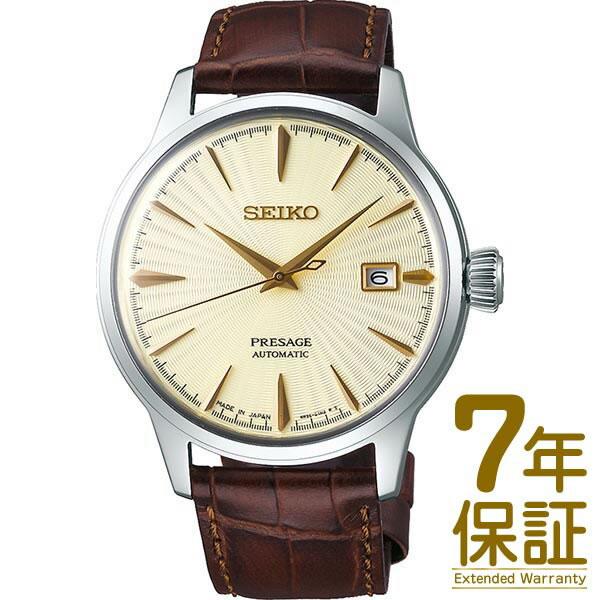 【特典付き】【正規品】SEIKO セイコー 腕時計 SARY109 メンズ PRESAGE プレザージュ メカニカル 自動巻き(手巻きつき)