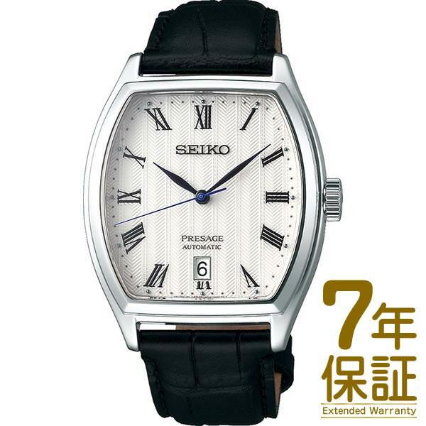 【国内正規品】SEIKO セイコー 腕時計 SARY111 メンズ PRESAGE プレザージュ メカニカル 自動巻き(手巻きつき)