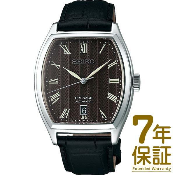 【正規品】SEIKO セイコー 腕時計 SARY113 メンズ PRESAGE プレザージュ メカニカル 自動巻き(手巻きつき)