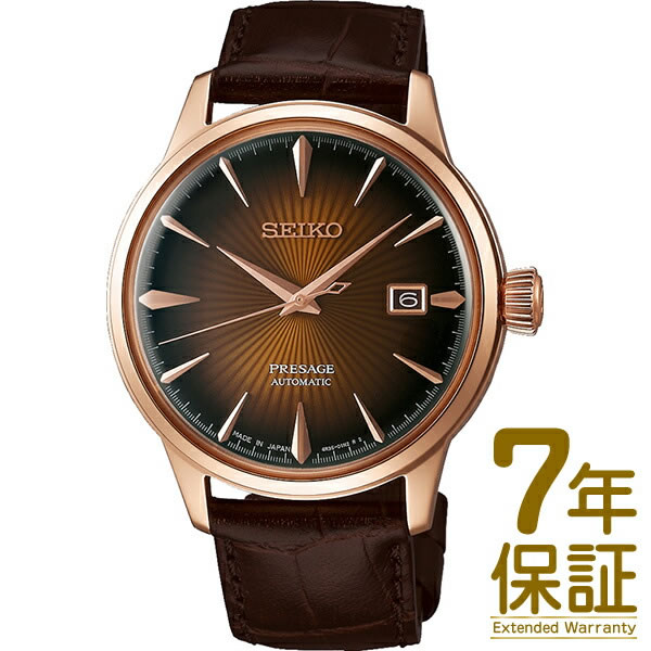 【国内正規品】SEIKO セイコー 腕時計 SARY128 メンズ PRESAGE プレザージュ メカニカル 自動巻(手巻つき)